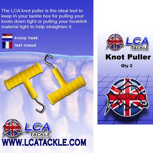 LCA Knot Puller