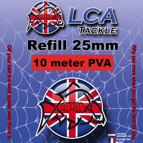 LCA PVA Refill 25mm - 10 m