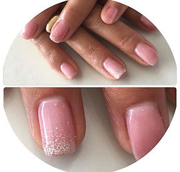 Love these nails, perfect for that nearl