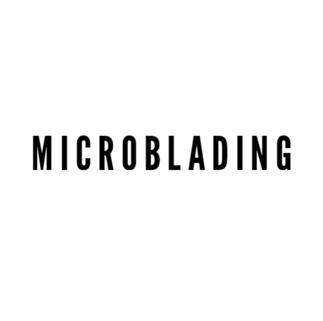 1 Microblading appointment has become av