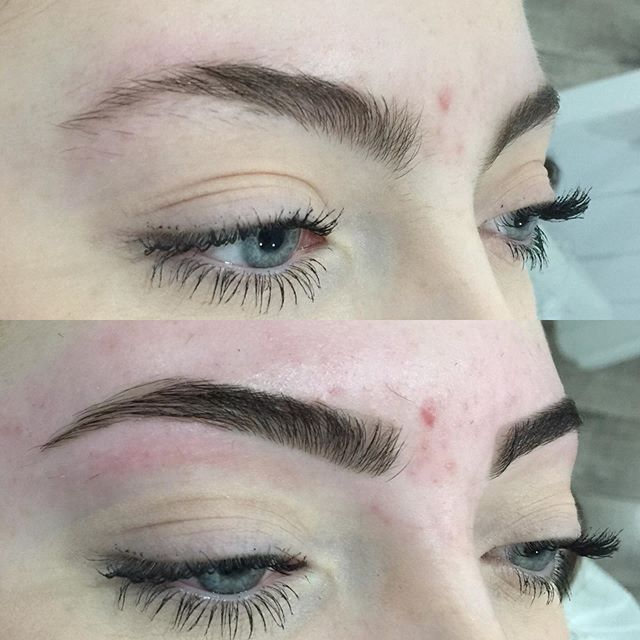 Another gorgeous set of brows achieved f