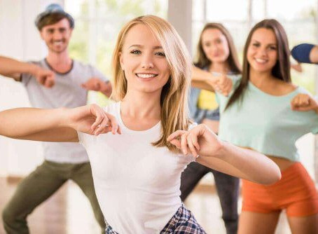 Positive Effect Of Dance - Energizer Dance