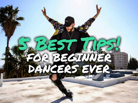 5 TIPS FOR DANCERS