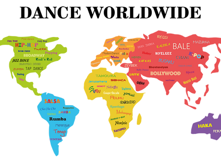 Countries And Dances