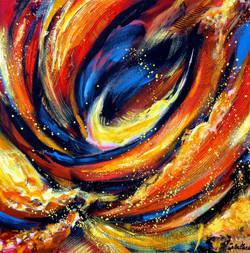 Mouvement cosmique