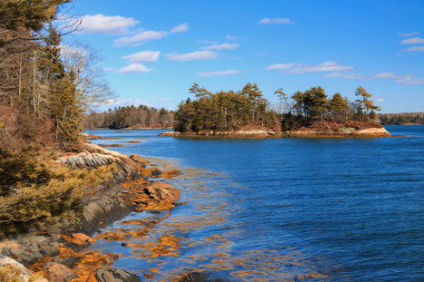 The Islands Of Maine