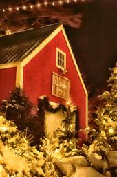 Christmas Time At LL Bean