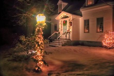 A Very Merry New England Christmas