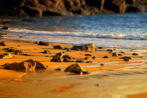 Golden Beach Of Maine