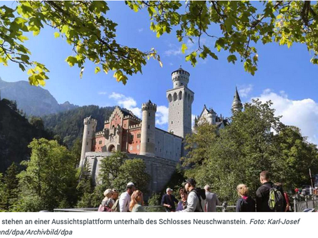 """Einfach großartig"""": Anfragen für Urlaub in Bayern steigen"""""""