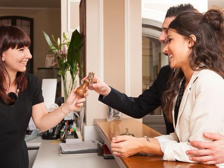 Hotellerie: Jeder Gast ist wichtig:  Immer erreichbar an 365 Tagen / 24 Stunden