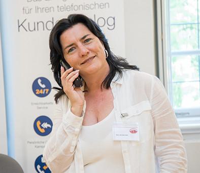 Der Call-Center Service von global office Memmingen: persönlich auf Ihre Wünsche zugeschnitten