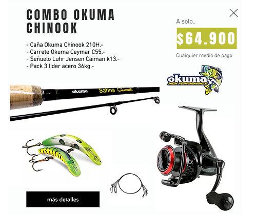 COMBO OKUMA CHINOOK