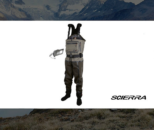 WADER SCIERRA X-TECH 20000