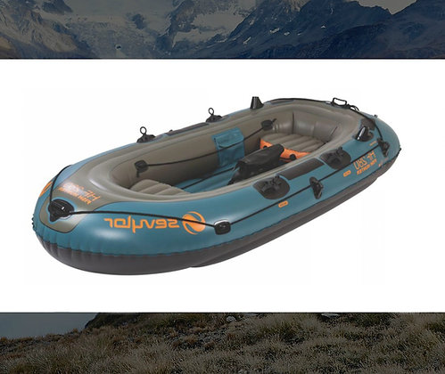 BOTE INFLABLE SEVYLOR FISH HUNTER 280