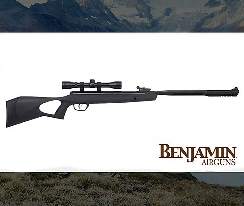 RIFLE BENJAMIN IRONHIDE NPE SBDG 5.5MM