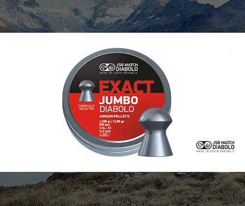 POSTON JSB JUMBO 5.5MM 15,89GR