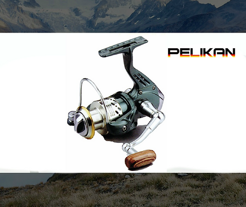 CARRETE PELIKAN HUNTER 4000