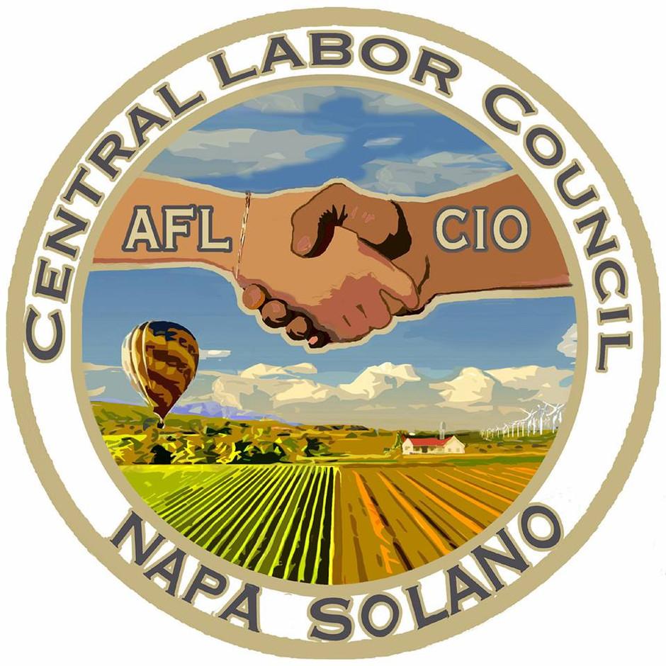 Napa-Solano Central Labor Council's Endorsement