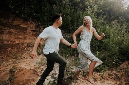 Katie & Joe