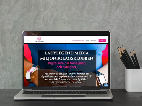 Ladylegend Media