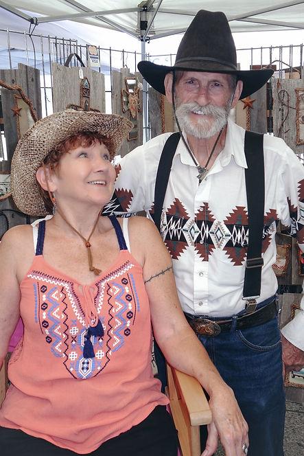 Judy and Jar .Enumclaw Town Fair ..jpg