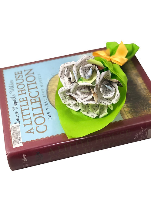Little House on the Prairie Petite Bouquet of Mini Roses
