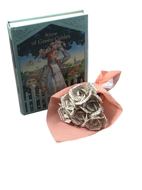 Anne of Green Gables Petite Mini Rose Bouquet