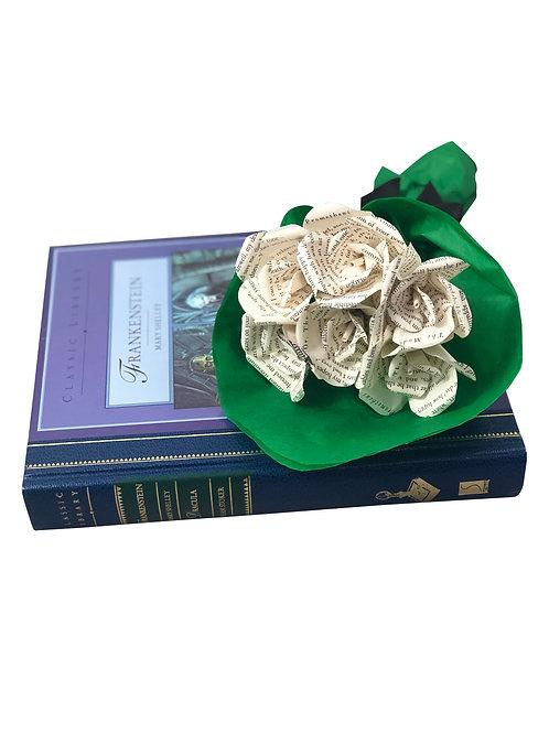 Frankenstein Petite Bouquet of Mini Roses