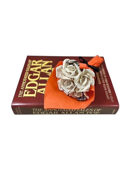 Edgar Allan Poe Petite Mini Rose Bouquet