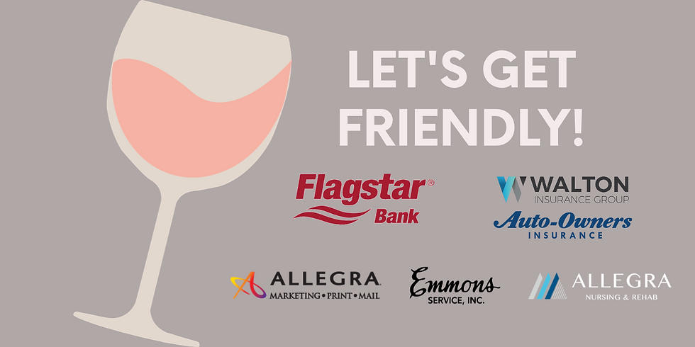 Let's Get Friendly!