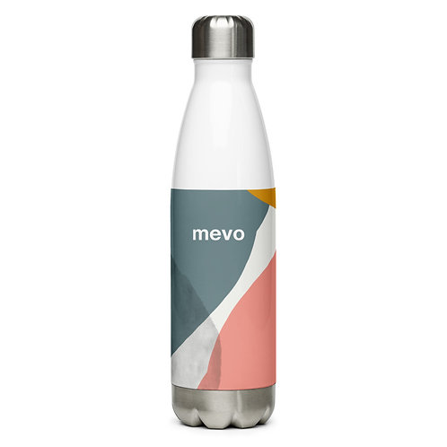 Stainless Steel Water Bottle (Abstract)