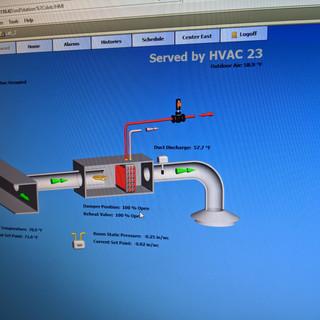 HVAC, ventilation & BMS upgrades & controls