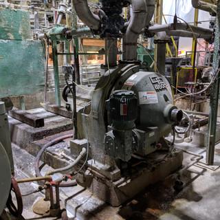 Paper/pulp refiner upgrade