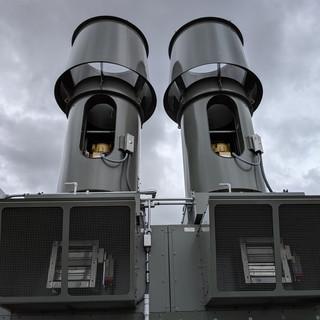 Turbo stack & ventilation upgrades
