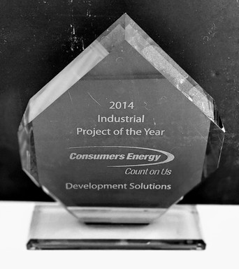 2014 CONSUMERS ENERGY INDUSTRIAL PROJECT OF THE YEAR