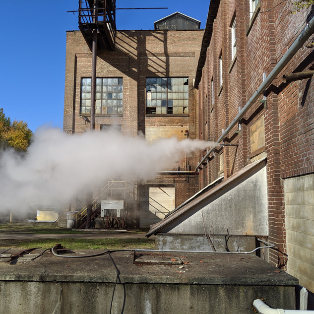 Condensate & steam recovery