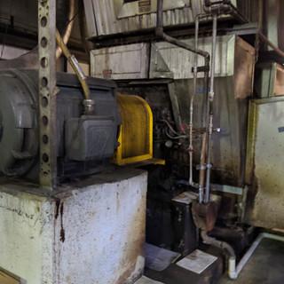 Boiler ID & FD fan VFDs & controls upgrades