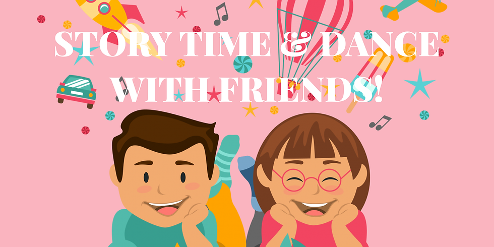 Story Time & Dance