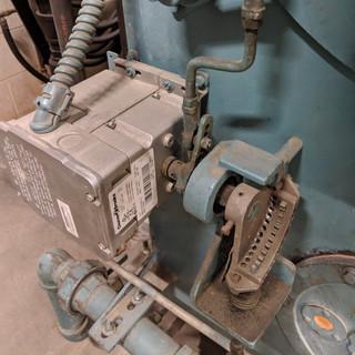 Boiler controls upgrade