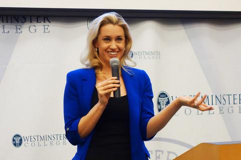 Katie Hoff Motivational Speaker