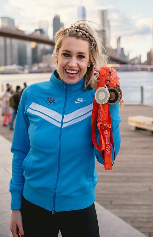 Katie Hoff Olympic Swimmer