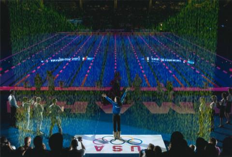 Katie Hoff Trials Olympics
