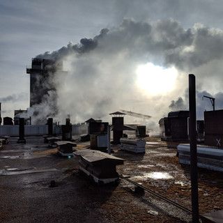 Steam loss reduction, waste steam recovery