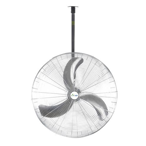 Airfoil Ultra Quiet Circulators Oscillating
