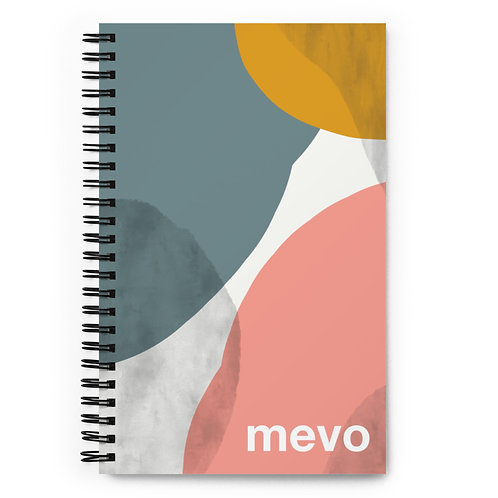 Spiral Notebook (Abstract)