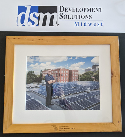 GOVERNOR'S ENERGY EXCELLENCE AWARD - 2018 INNOVATOR OF THE YEAR FINALIST