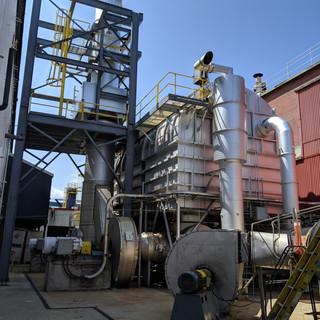 RTO system heat recovery, economizer