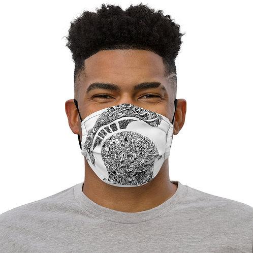 Premium MSU mask