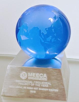 2015 MEECA C&I PROJECT OF THE YEAR: IBEW LOCAL 58 ZERO NET ENERGY CENTER